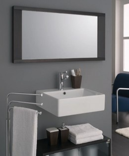 Minimalist Bathroom Mirrors for Your   #Bathroom