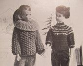 Vintage Barbie Apre Ski Outfits pattern available at https://www.etsy.com/shop/BARBIECLOTHESPATTERN?ref=search_shop_redirect