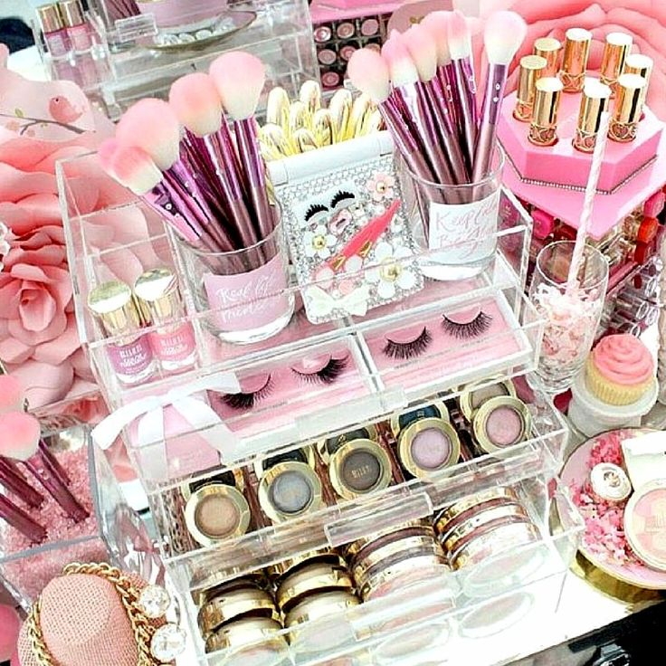 An Amazing #makeup collection for lovers of ALL Things #Beauty.                                                                                                                                                     More