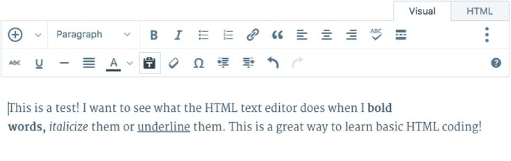 How to Customize WordPress Text (or HTML) Editor