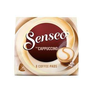 Senseo Cappuccino Coffee Pads 56g