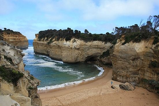 Apollo Bay - located between Wye River and Cape Otway on Victoria's Great Ocean Road