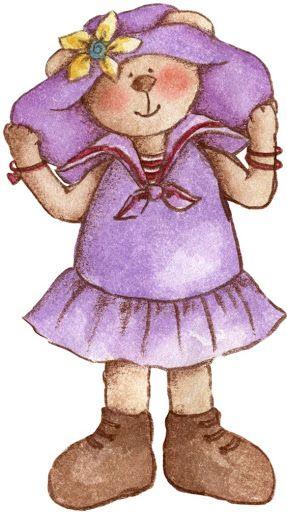 Daisy Bears - Stella Bellesi - Picasa Web Albums
