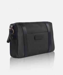 Giorgio Agnelli men's clutch [Bergamo 8791-6 Black] #clutch #leatherbags #genuineleather