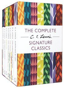 The Complete C S Lewis Signature Classics (7 Volume Boxed Set) is a   Classic Paperback by C S Lewis about LEWIS C S. Purchase this Paperback product online from koorong.com | ID 9780007500192