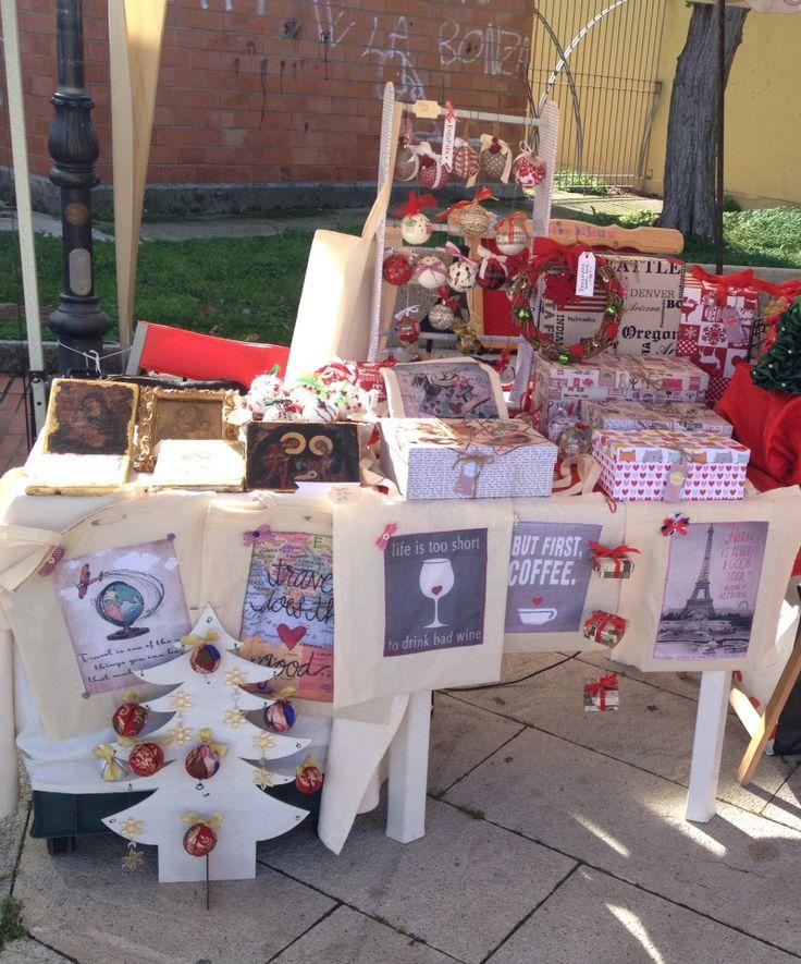 My first little Christmas market