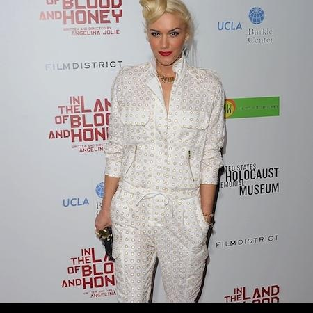 Gwen Stefani: I lived at home when I met Gavin