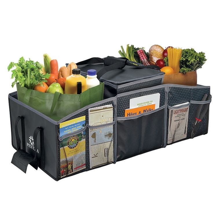 Check out the deal on 3 Compartment Folding Car Trunk Organizer with Picnic Cooler Bag at HansonEllis.com