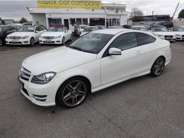 MERCEDES C250 COUPE AMG SPORT CDI BLUEEF-CY AUTO  #UsedMercedesEssex #UsedCarSalesEssex  #DropDeadGorgeous
