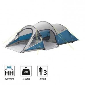 Outwell Earth 3 Man Tent | Charlies Direct