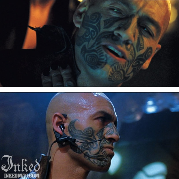 The Best Tattoos In The Movies Ever (Pt1) : Inked Magazine ...