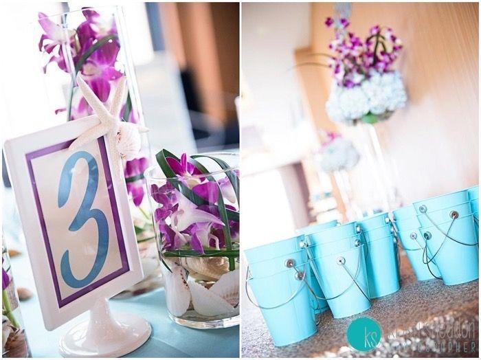 Bridal Shower Gift Destination Wedding : destination wedding decorBeach Theme Bridal Shower Boutiq Weddings ...