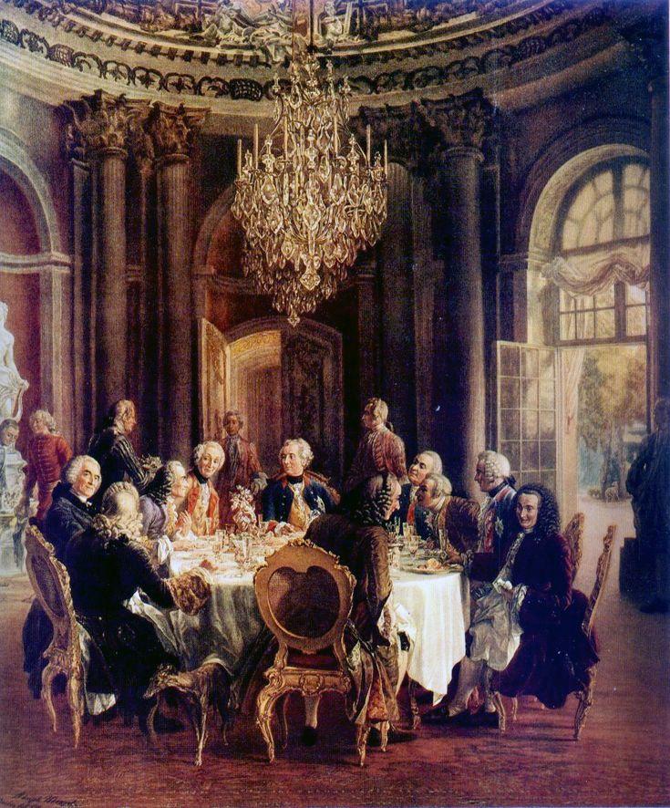 (07) Tijd van Pruiken en Revoluties, 1700-1800 --- 2). voortbestaan van het ancien régime met pogingen om het vorstelijk bestuur op – eigentijdse verlichte wijze vorm te geven (verlicht absolutisme)