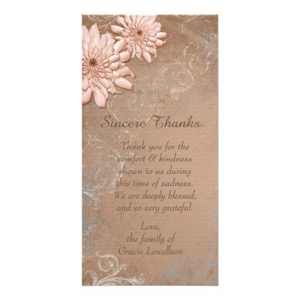 Best 25+ Sympathy thank you cards ideas on Pinterest Stamping up - funeral thank you note