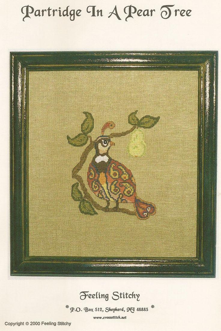 Partridge in a Pear Tree.