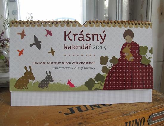 krásný kalenář
