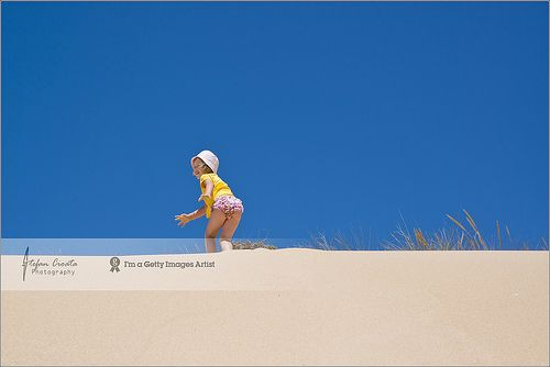 Wind, sand and joy | Sagres Beach, Portugal