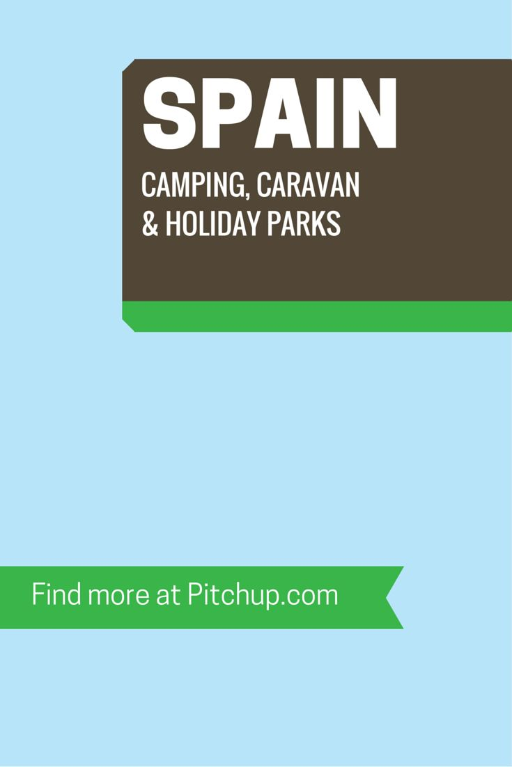 Escaping to the heat of Spain? We have the best picks of beach-front abodes and kid-friendly holiday parks. Search the full list at https://www.pitchup.com/campsites/spain/