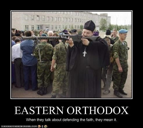 Funny orthodox quotes