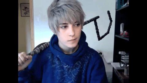 Resultado de imagem para cosplay jack frost
