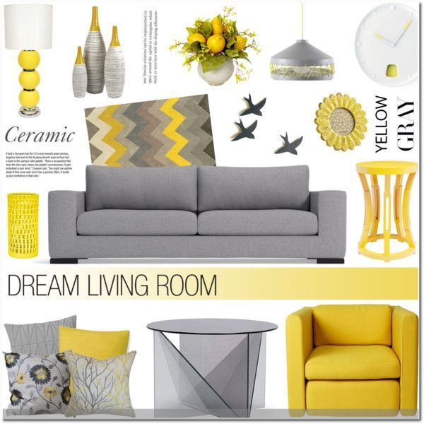 Toms Shoes 80 Off Gray Yellow Ceramic By Anyasdesigns On Polyvore Featuring Interior Interiors Interi Dekorasi Ruang Keluarga Perabot Rumah Warna Dinding