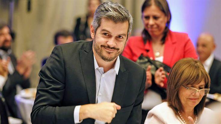 """Marcos Peña: """"Patricia Bullrich es una muy buena ministra de Seguridad"""" http://www.lanacion.com.ar/2092253-marcos-pena-patricia-bullrich-es-una-muy-buena-ministra-de-seguridad"""