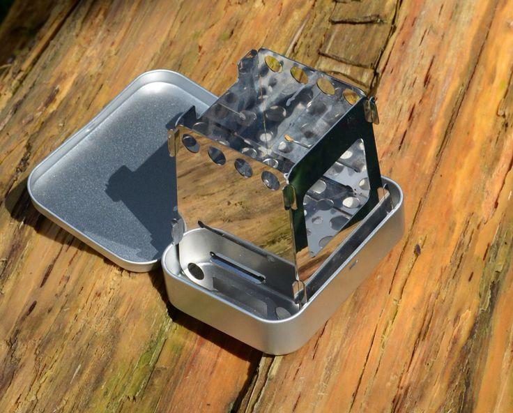 Pocket stove
