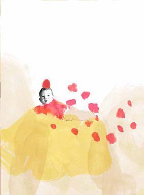 """Mini"" A series by Italian artist, Serena Viola. www.serenaviola.it: La Castagna, Fotos Colé, Art Class, Art Images, Italian Artists, Colé Sofi, Sta Scavando, Art Projects, Castagna Da"