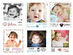 Souvenir Polaroid Foto Iman 24 Unid. Cumpleaños Bautismo - $ 110,00