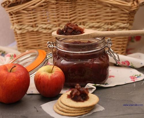Caramelised Red Onion Chutney | Recipes | Pinterest