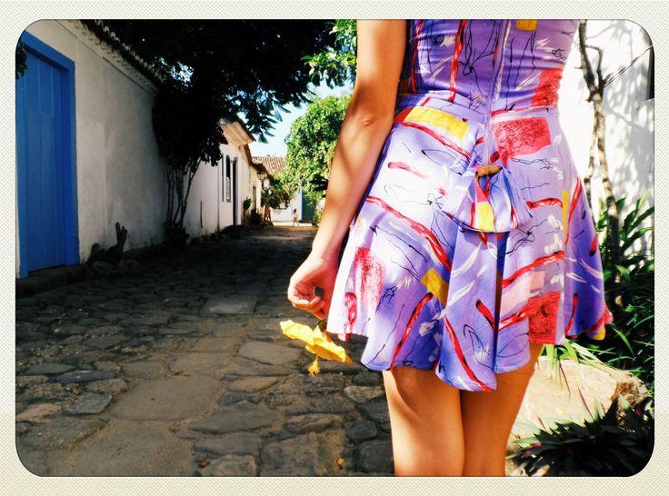 Vestido, produccion y fotografia by Ceresita Quintana