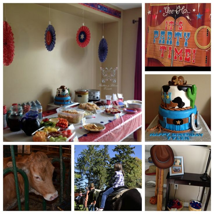 Sheriff Party #FlutterBloomEvents #CowboyParty #SheriffBirthdayParty #CowboyHats