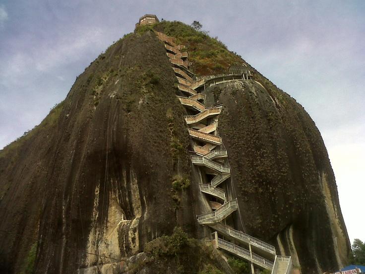 El peñol-Guatape (Colombia)