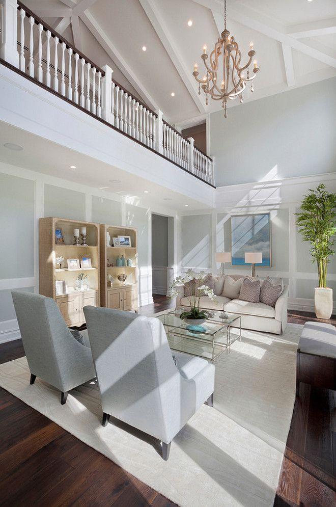 Best Florida Home With Elegant Coastal Interiors Living Room 400 x 300