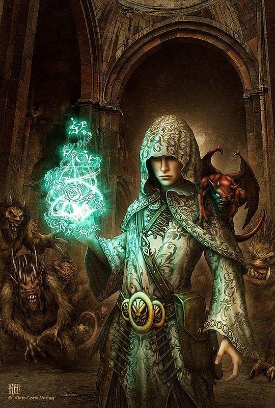 Beautiful Fantasy Illustrations