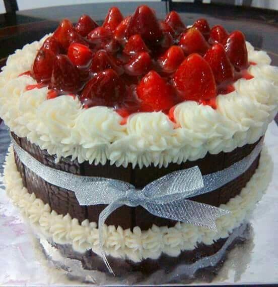 1000+ ide tentang Kue Ulang Tahun di Pinterest Kue ...