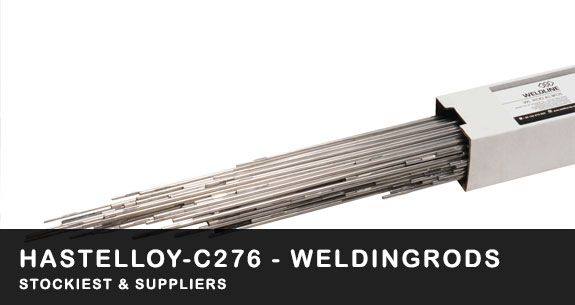 Hastelloy C276 Welding rod : We are Leading Hastelloy Alloy C276 Welding Rod of Manufacturer, Exporter, Supplier located in Ahmedabad, India.