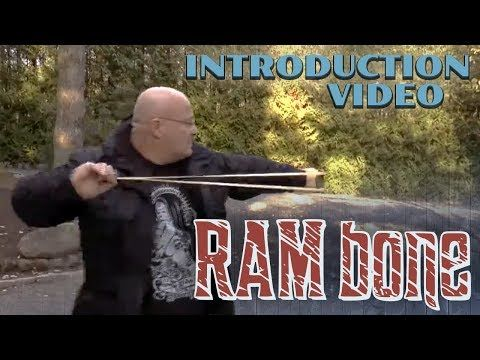 """This video teaches you how to make the Rambone slingshot from 18mm marine grade / furniture grade plywood (aka """"Multiplex"""") at home. You will need a power ji..."""
