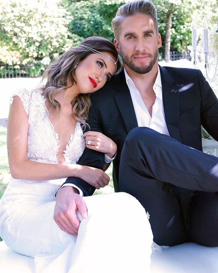 Beautiful Kaitlyn Bristowe star of The Bachelorette (season 11) looking absolutely divine in this engagement picture of her in a #BERTA masterpiece <3 She and Shawn Booth seriously make a match made in heaven <3 Photographer Booje Media Stylist Aly Armstrong Event Planning & Design BERTA store Blush Bridal & Special Occasions #TheBachelorette #kaitlynbristowe #shawnbooth