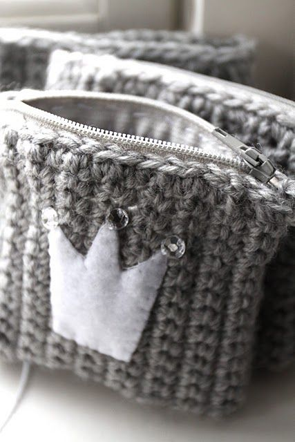 Crochet Small Bag Inspiration  ❥ 4U // hf