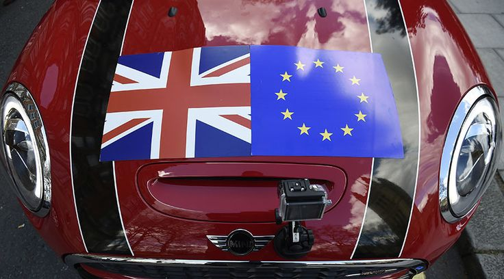 Brexit poll: Almost half of Europeans want own vote on leaving EU Published time: 10 May, 2016 1