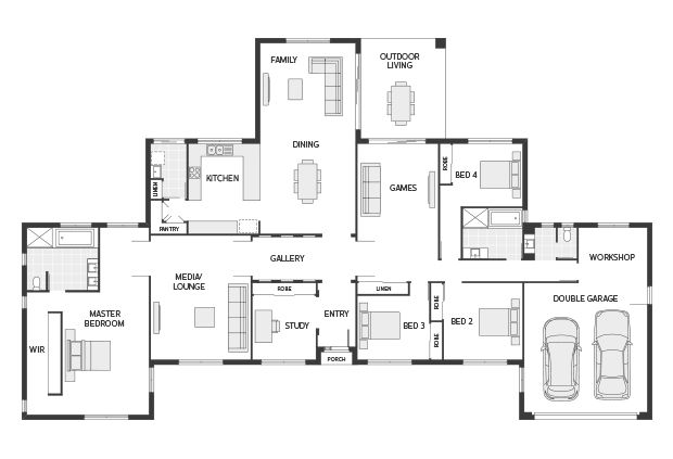 Homestead house plans queensland house design plans for Homestead house plans