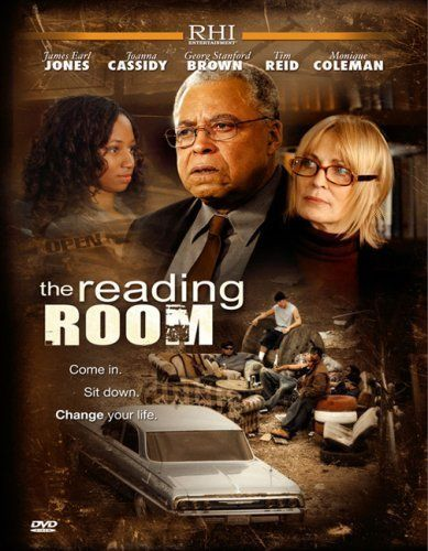 The Reading Room (2005) James Earl Jones stars as William who having been widowed carries out his late wife's wish of him setting up a reading room for children