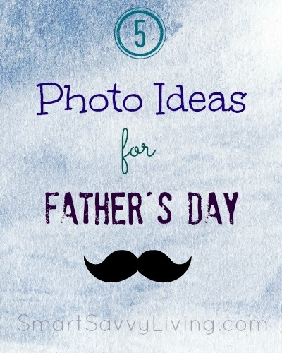5 photo #gift ideas for Father's Day http://www.smartsavvyliving.com/5-photo-ideas-for-fathers-day/ #FathersDay