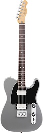 Fender Blacktop Telecaster - I'm not crazy about the look, but the sound is lovely