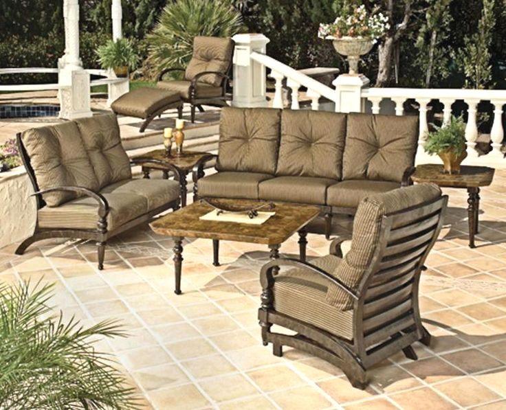 30 white modern outdoor furniture ideas