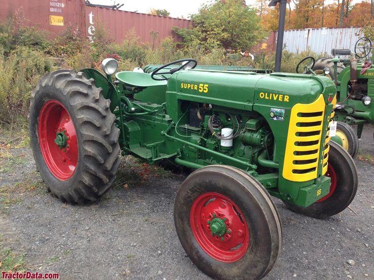 Oliver Super 55
