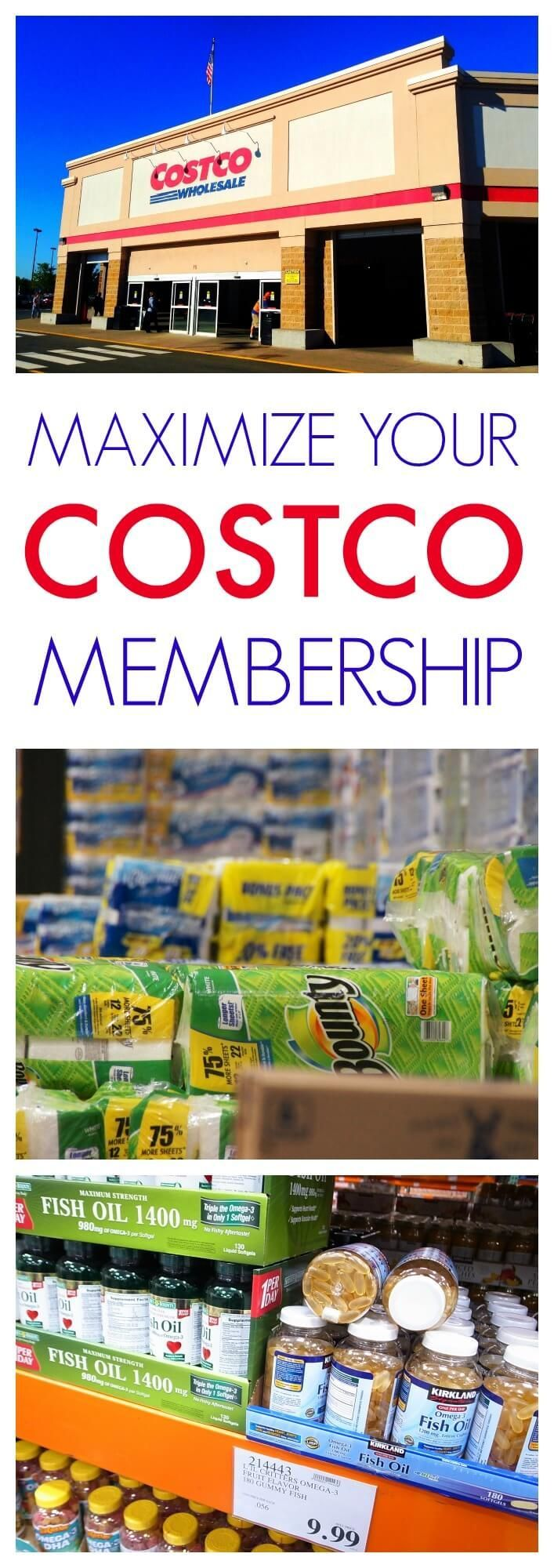 Maximize your Costco membership! Here are the top things to buy at Costco to Utilize Your Membership!
