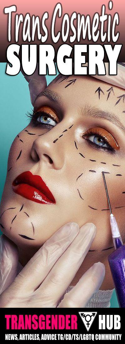 Learn about transgender cosmetic facial surgery FFS MTF FTM [Article] - http://www.transgenderhub.com/facts-ffs-transgender-cosmetic-surgery/
