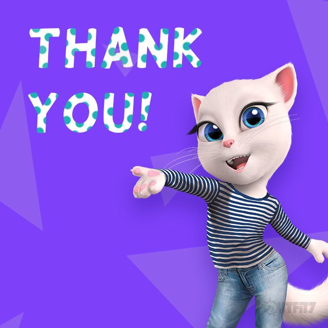 Thank you all for your amazing wishes, my #LittleKitties!!! It was the BEST BIRTHDAY EVER!!! xo, Talking Angela #TalkingAngela #MyTalkingAngela #Birthday #fun #amazing #wishes #best #happymoments #grateful #thankful